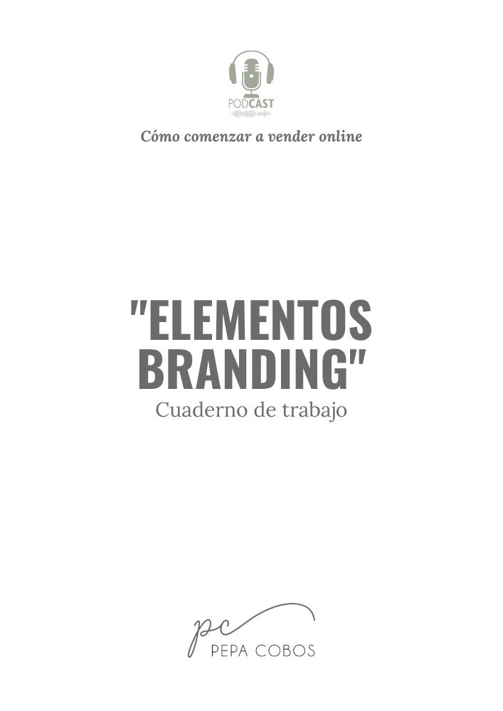 elementos branding